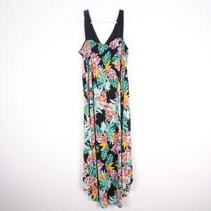 Jostar Floral Dress Women's Medium